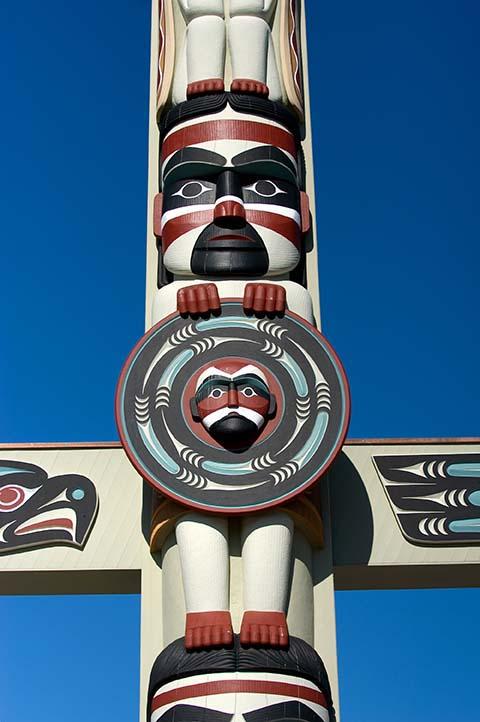 Totem Pole, Olympic Peninsula